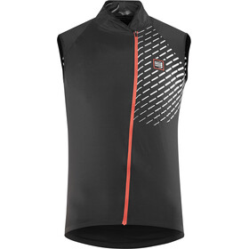 Compressport Hurricane V2 Gilet da corsa nero